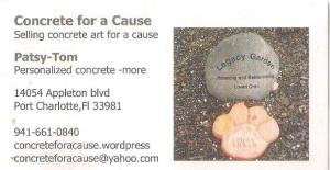 CONCRETE FOR A CAUSE